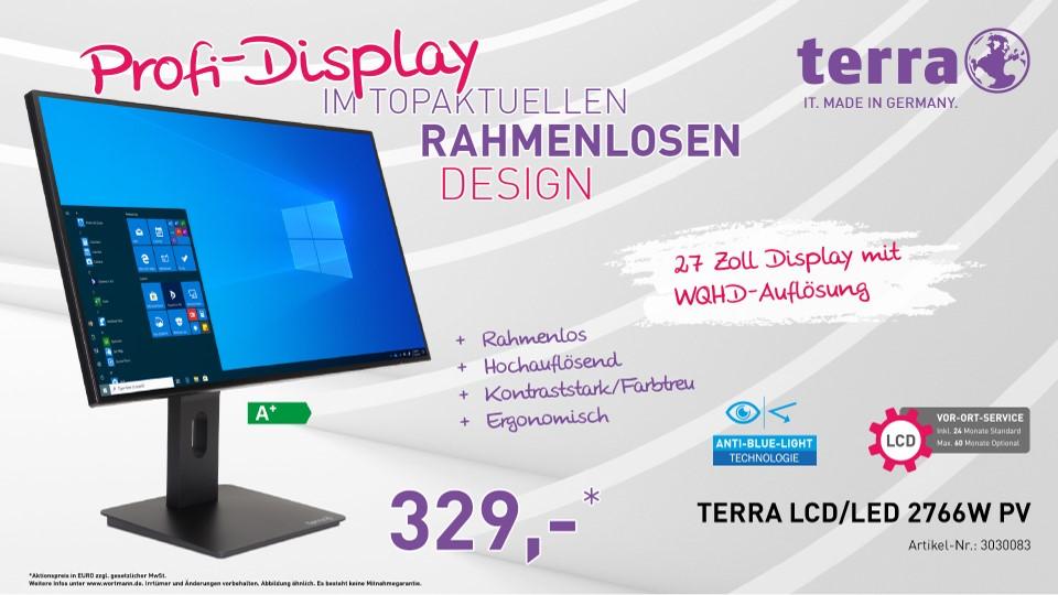 TERRA LCD/LED 2766W PV #3030083