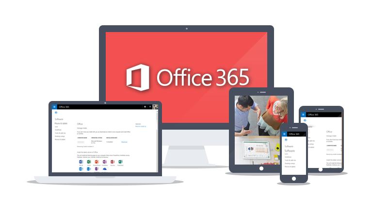 Office365 Symbolbild