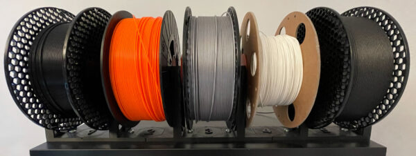 Filamenthalter mit 5 Spulen Filament