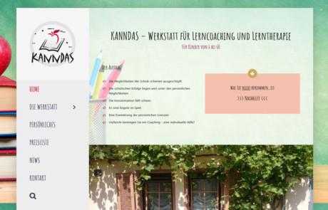 Referenz Webseite